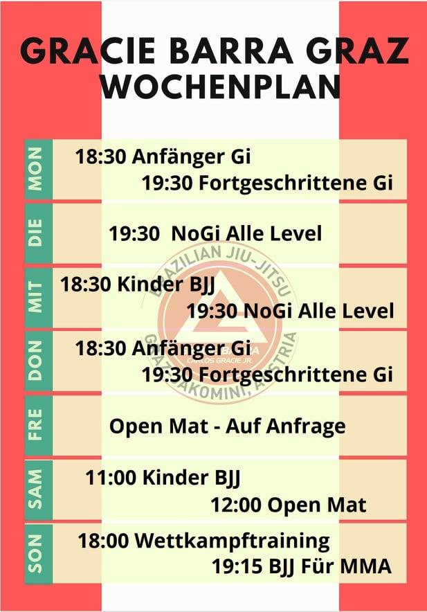 schedule-ger